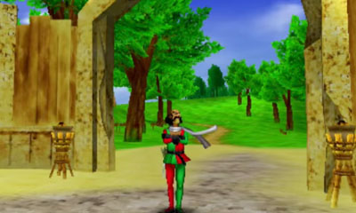 Modojo   Catch New Dragon Quest VIII 3DS Footage and New Characters