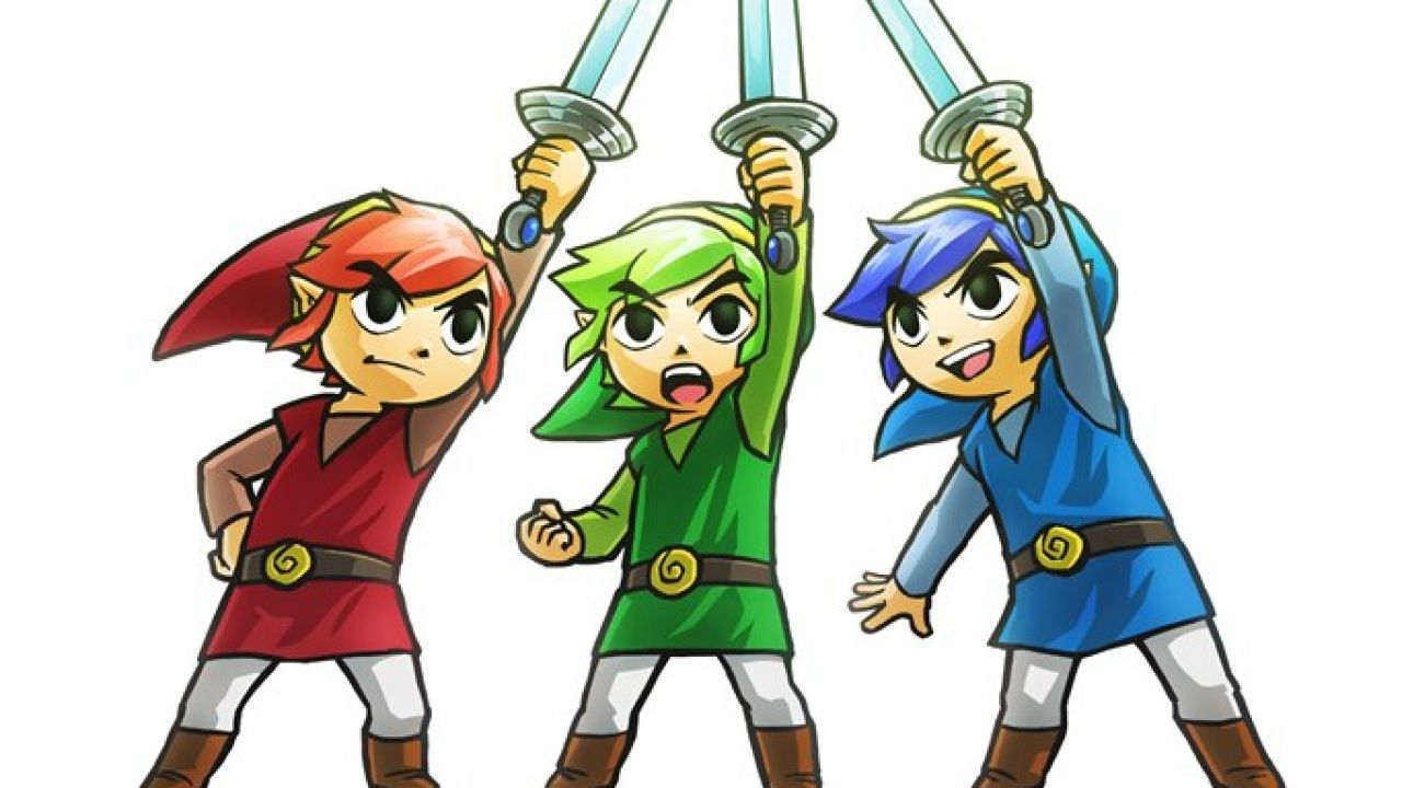 Modojo | Check Out Some The Legend of Zelda: Triforce Heroes Fortress Gameplay