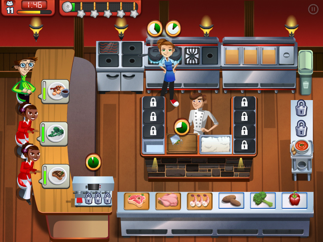Modojo | Cooking Dash 2016