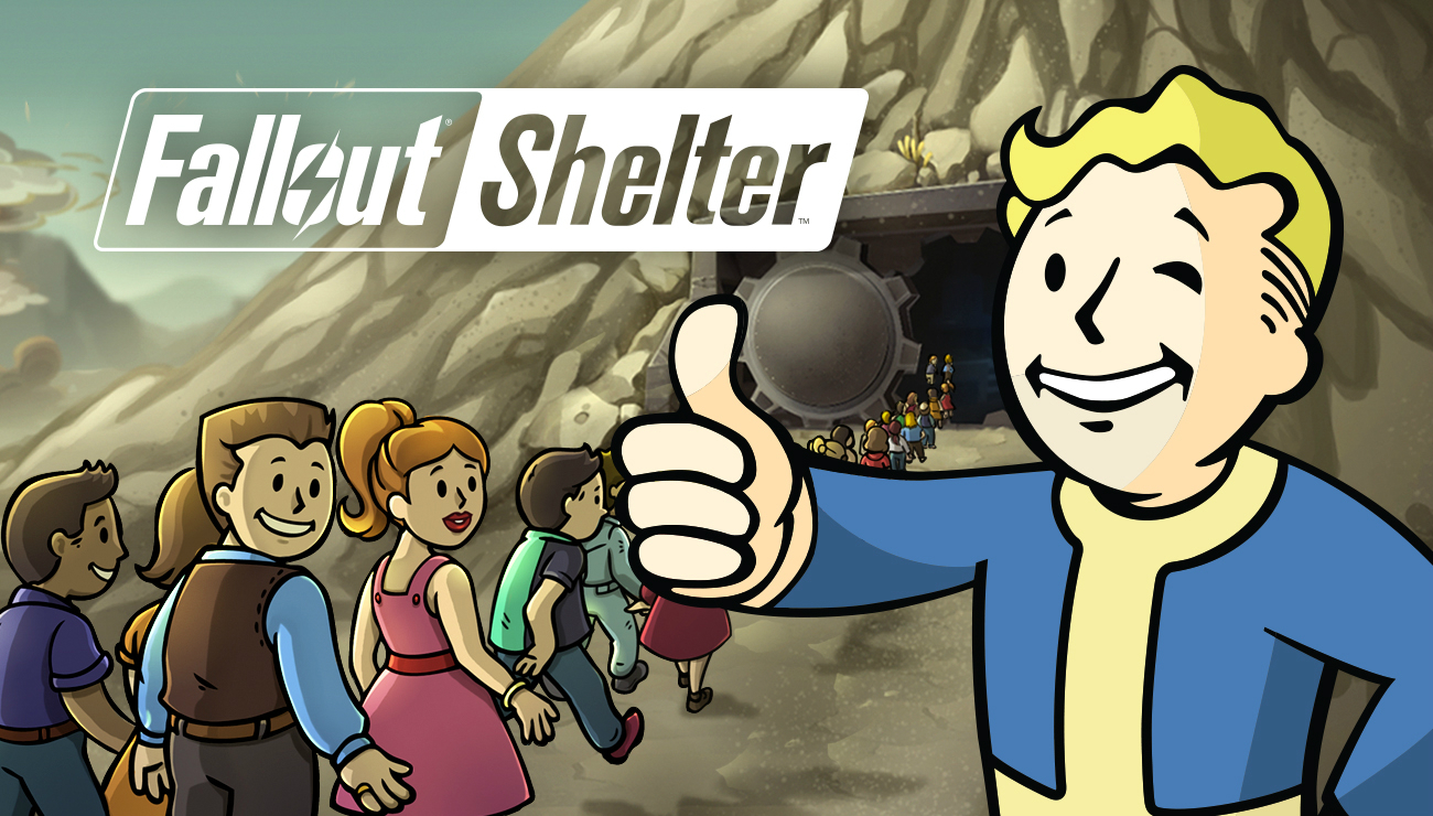 Modojo | Fallout Shelter Lets You Build Your Own Vault