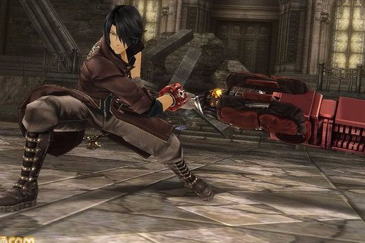 Modojo | Here's Your First Glimpse At God Eater Resurrection