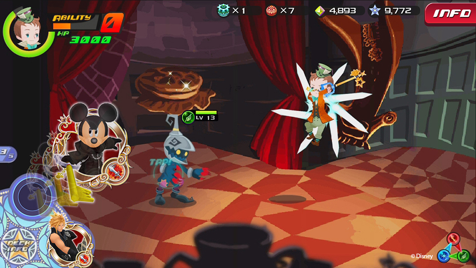 Modojo | Kingdom Hearts Unchained χ Coming to iOS and Android