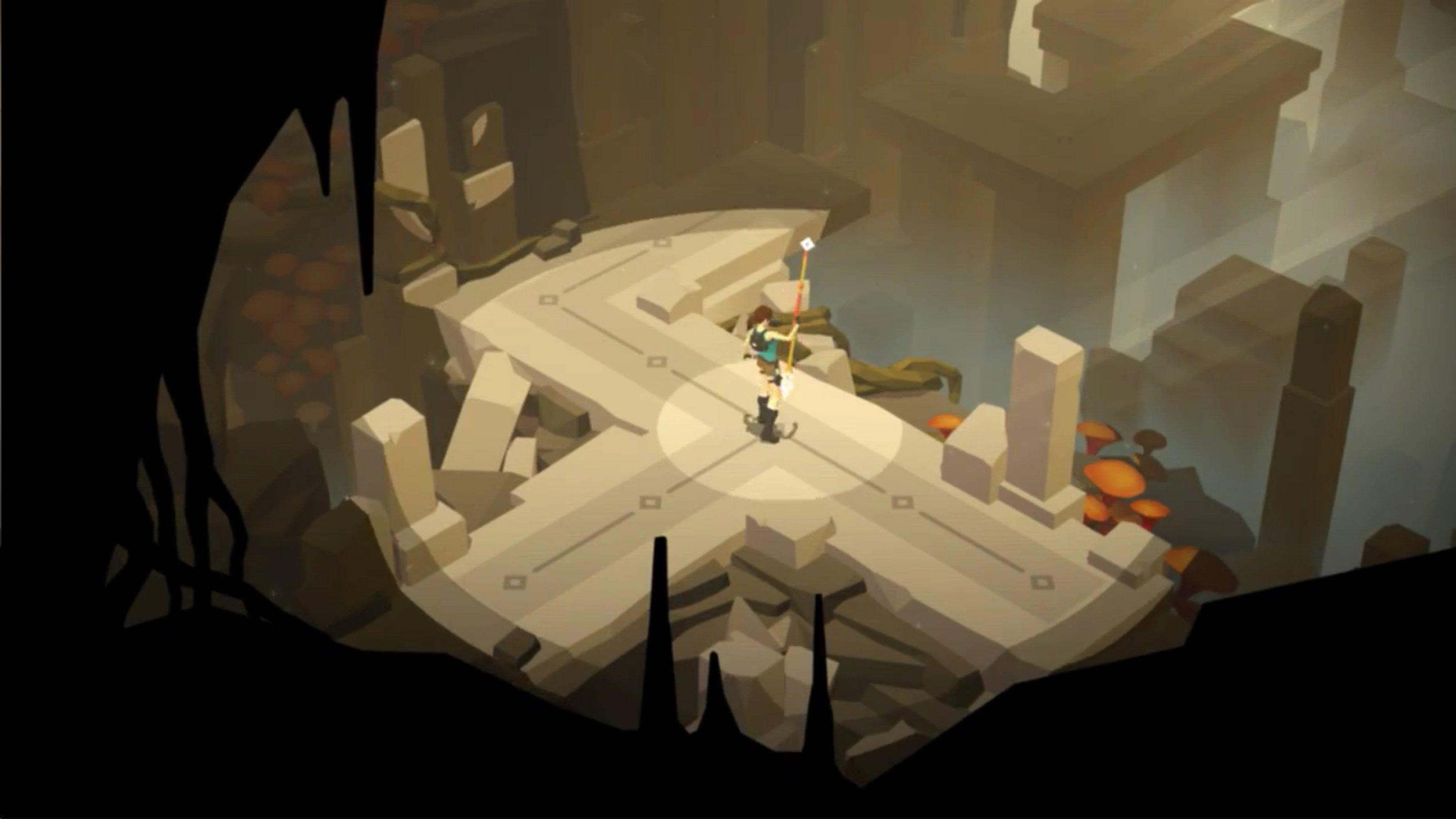 Modojo | Lara Croft Go Joins Square Enix Montreal's