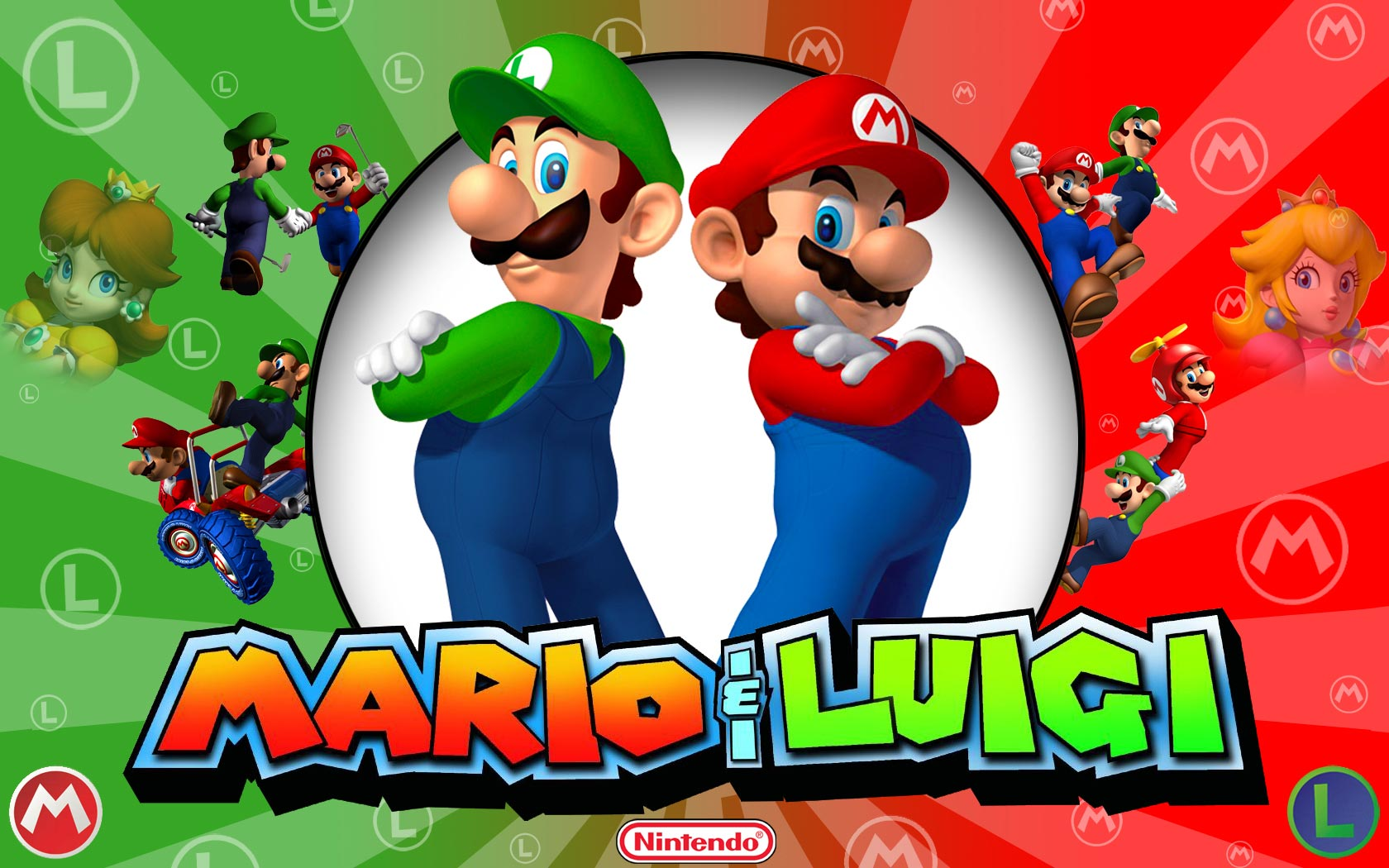 Modojo | Mario & Luigi: Paper Jam Is An Extra-Special Crossover