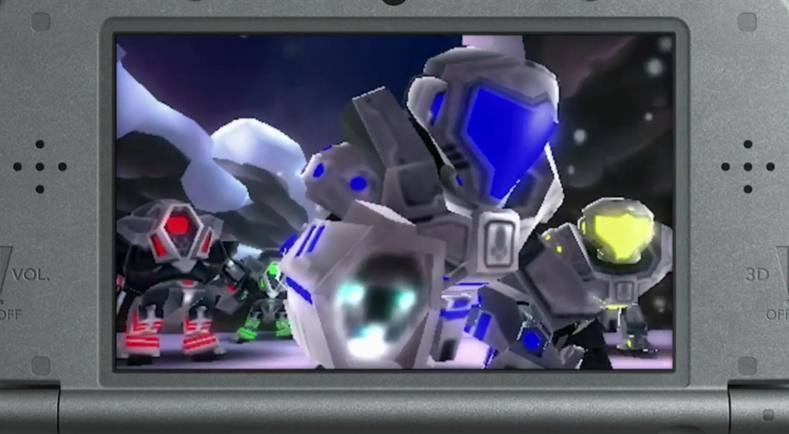 Modojo | Metroid Prime: Federation Force Is The First Metroid DS Title In Quite A While