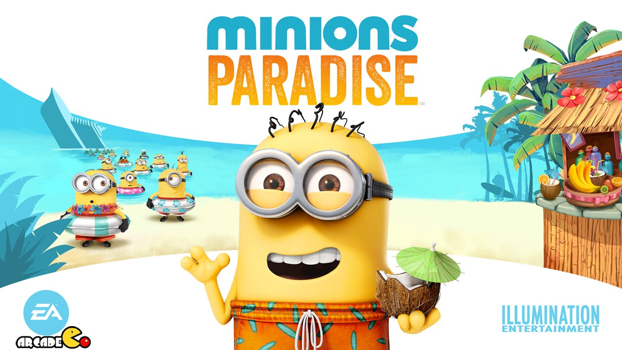 Modojo | Minions Paradise Is Just As Adorable As You Thought It Would Be