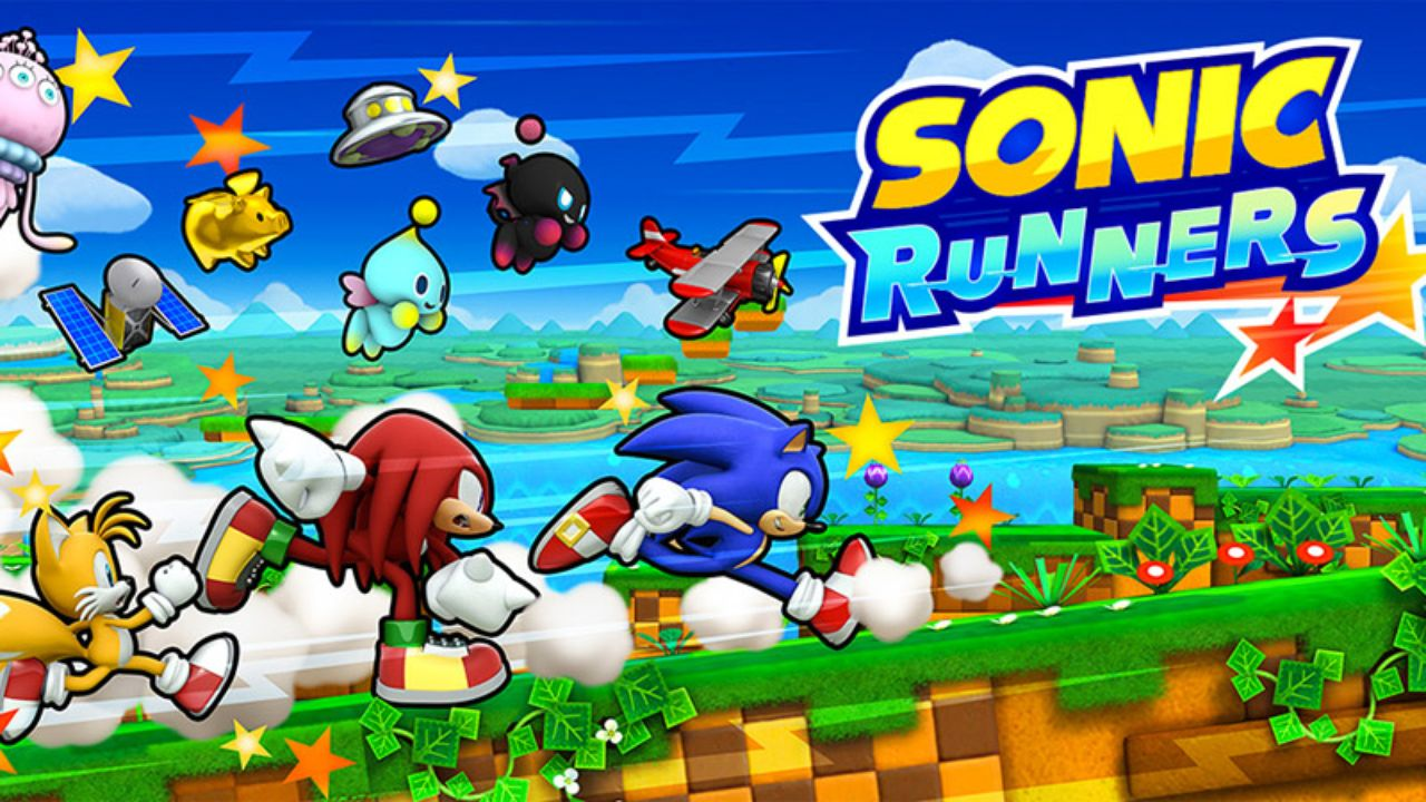 Modojo | Sonic Runners Exits Soft-Launch and Rushes to Worldwide Release