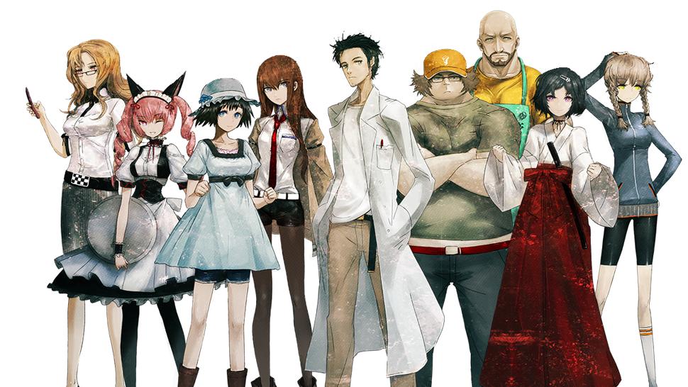 Modojo | Steins;Gate Finally Debuting On PS Vita