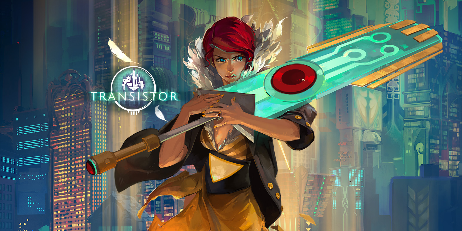 Modojo | Supergiant Games' Transistor Is Available On The App Store Now