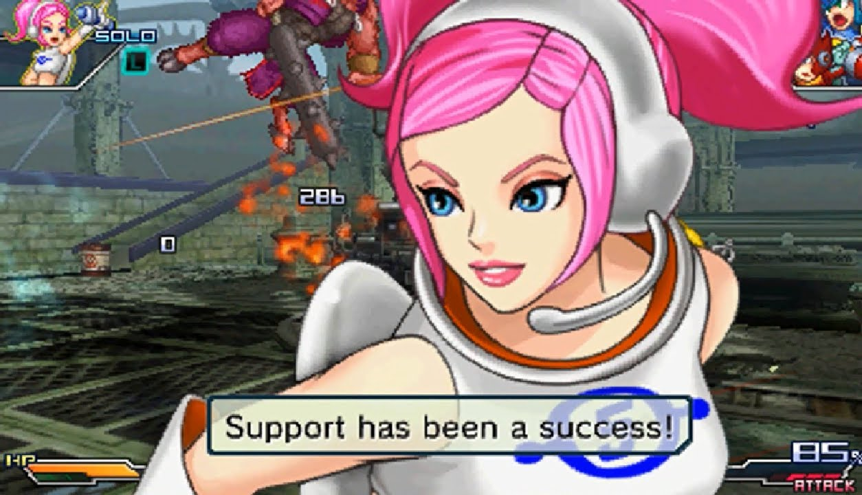 Modojo | Ulala, Felicia, and Valkyrie Join the Cast in Project X Zone 2