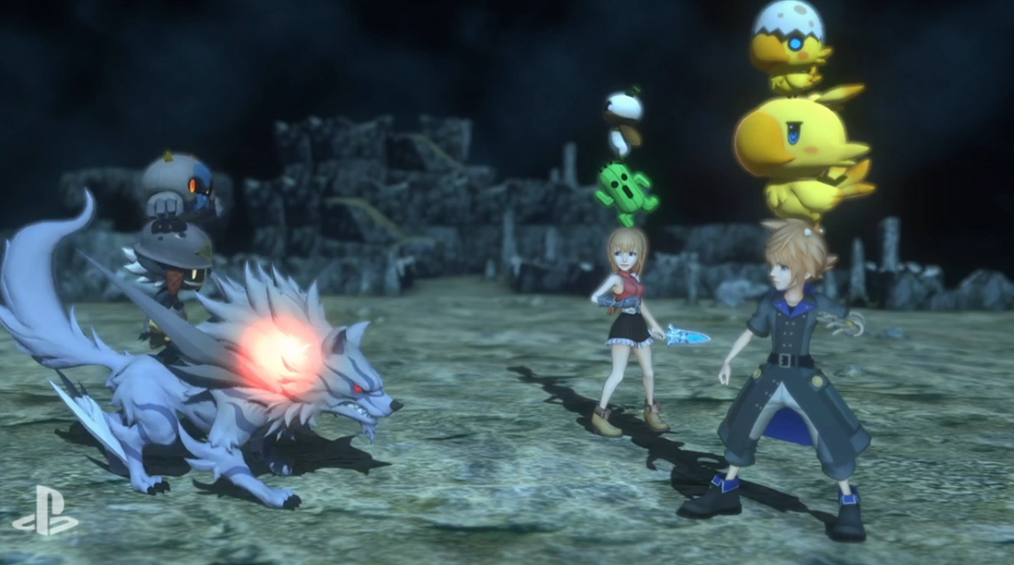 Modojo | World of Final Fantasy Headed to PlayStation Vita