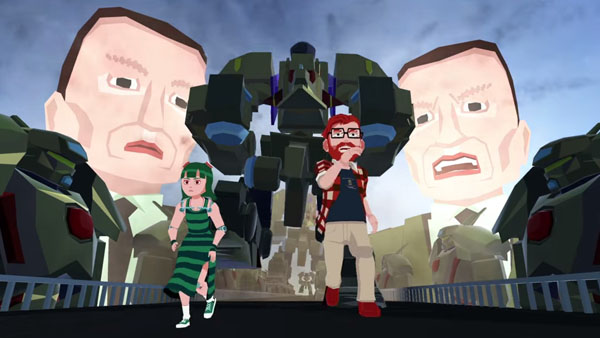 Modojo   YIIK Official E3 2015 Trailer Is Released