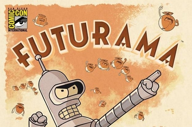 Modojo | A Futurama Mobile Game Is In The Works