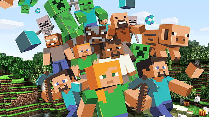 Modojo | Check Out The First Official Minecraft: Story Mode Trailer
