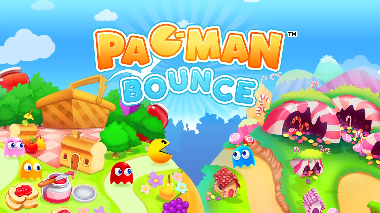 Modojo | Pac-Man Bounce Is A Different Take on Pac-Man