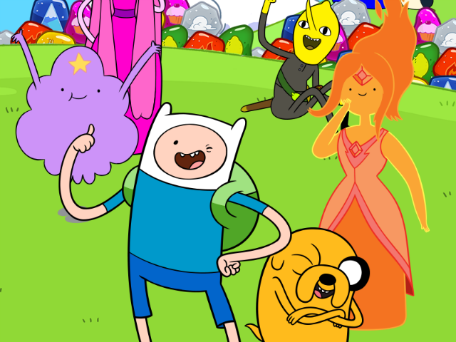 Modojo | Alphanumeric! Adventure Time Puzzle Quest Releases This Thursday