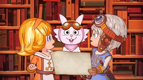 Modojo | Dragon Quest of the Stars Gets Its First Trailer