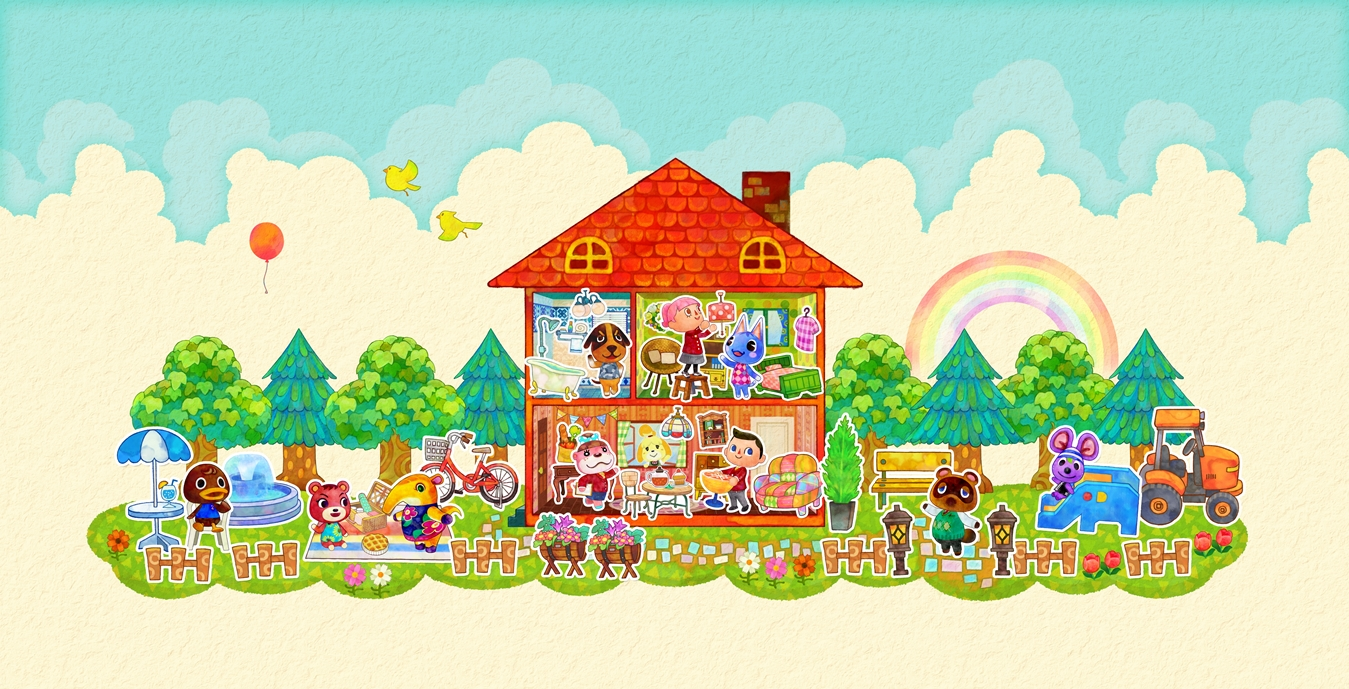 Modojo | Here's How Animal Crossing: Happy Home Designer Works With amiibo Figures
