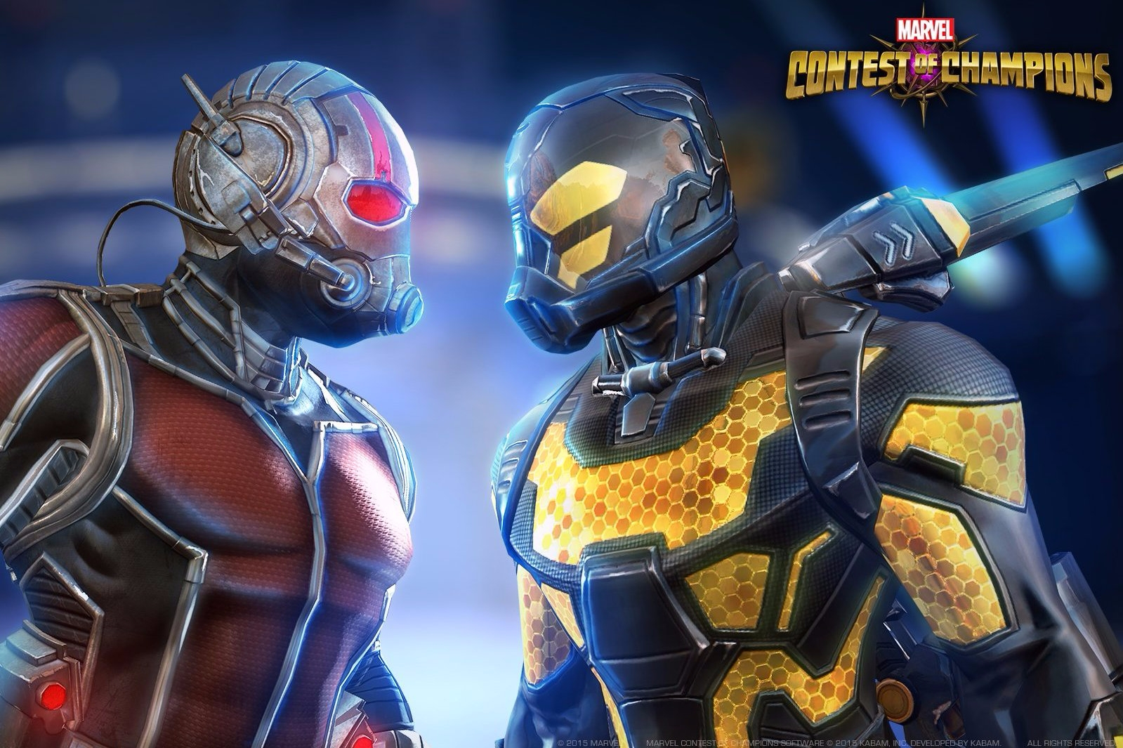 Modojo | Ant-Man Infests Marvel Contest of Champions