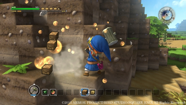 Modojo | Check Out The First Footage of Dragon Quest Builders