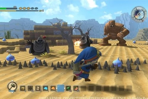 Modojo | First Dragon Quest Builders Screens Emerge