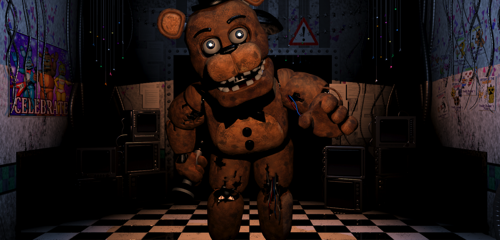 Modojo | Five Nights At Freddy's 4 Official Trailer Released