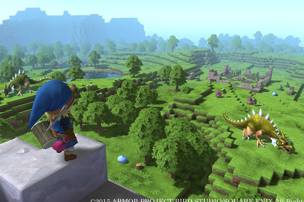 Modojo | Minecraft Meets Dragon Quest in Dragon Quest Builders