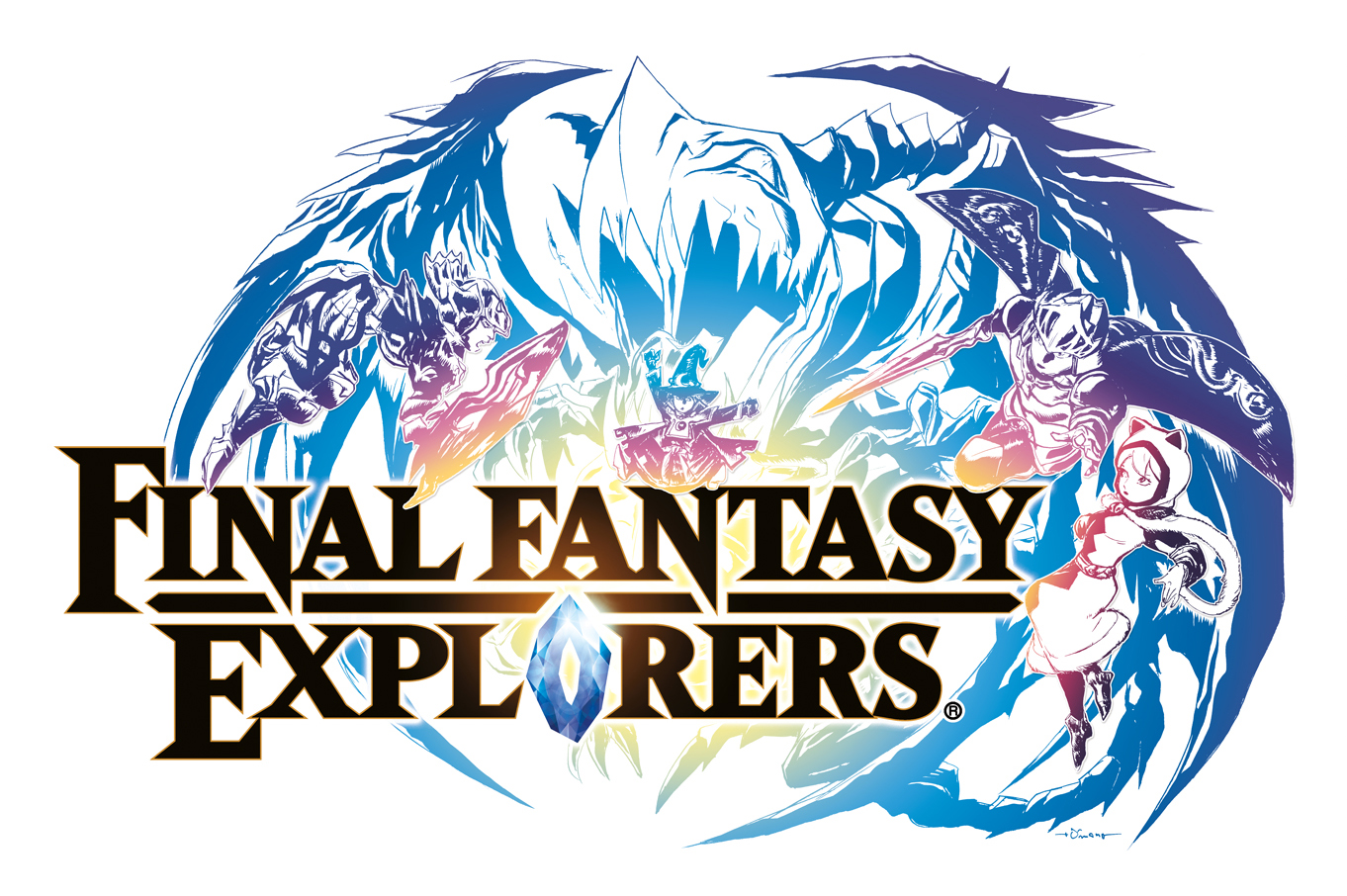 Modojo | Final Fantasy Explorers Confirmed for Western Release