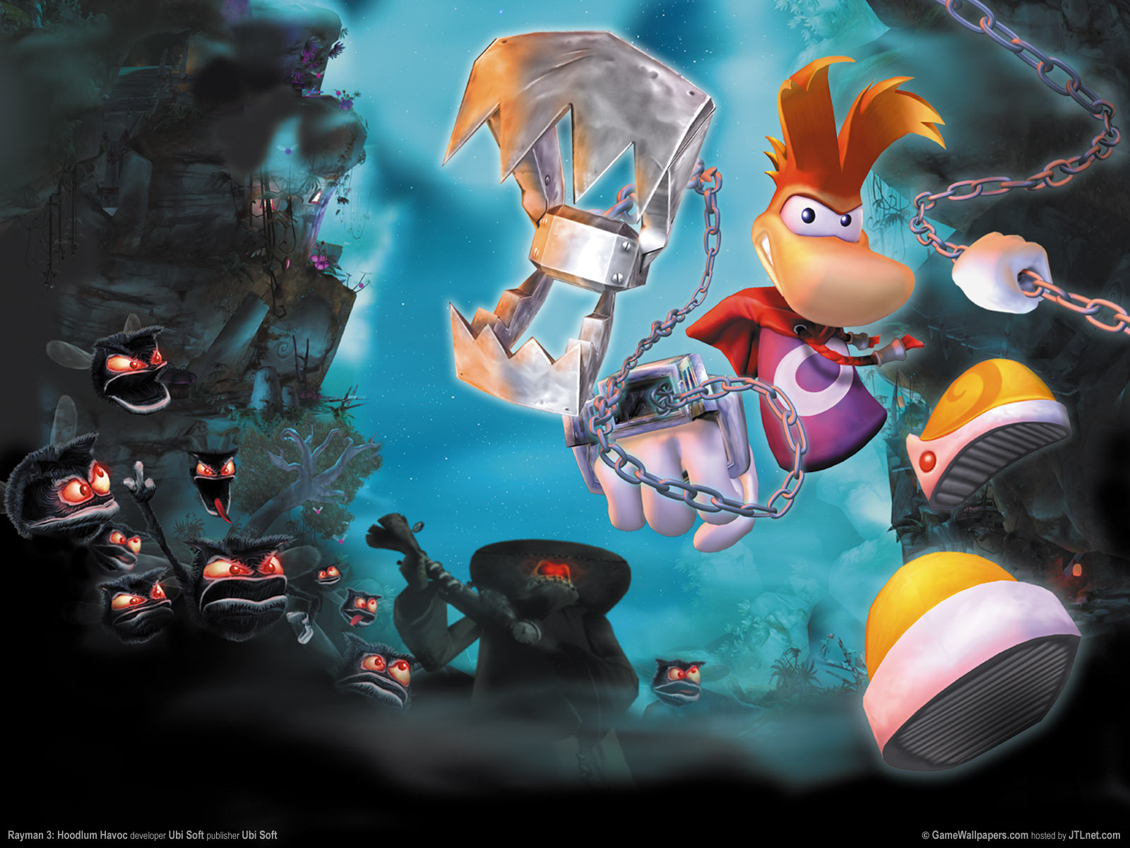 Modojo   Rayman Adventures is the Latest Rayman Mobile Adventure