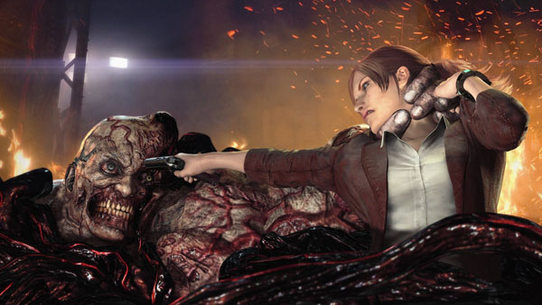 Modojo | Resident Evil Revelations 2 Is Coming to the Vita