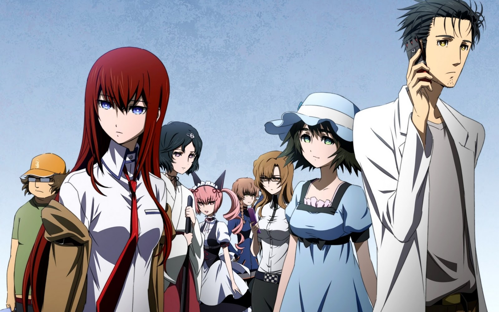 Modojo | Steins;Gate PS Vita Will Be Amazon Exclusive