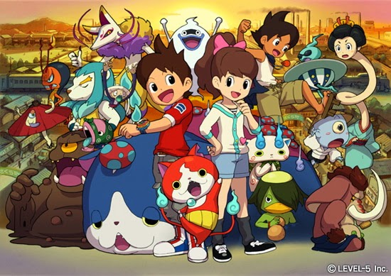 Modojo | Yokai Watch 3 Will Launch Summer 2016