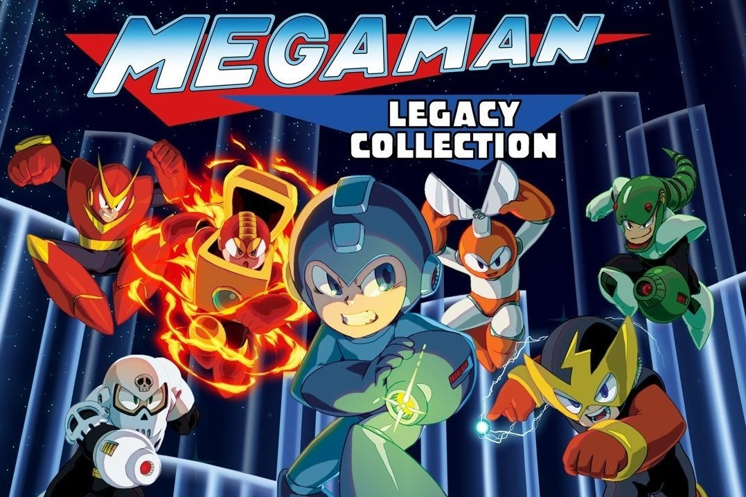 Modojo | Mega Man Legacy Confirmed for 2016