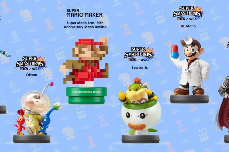Modojo | More amiibo Coming in September