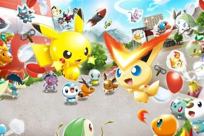 Modojo | The Latest Update for Pokémon Rumble World Makes Things a Little Easier