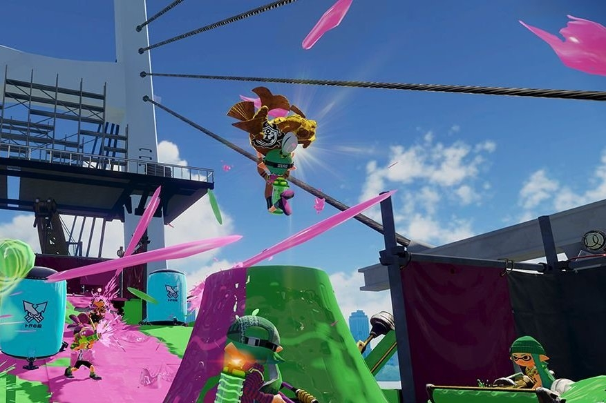 Modojo | Get Ready to Play a New Splatoon Multiplayer Mode Tomorrow Night
