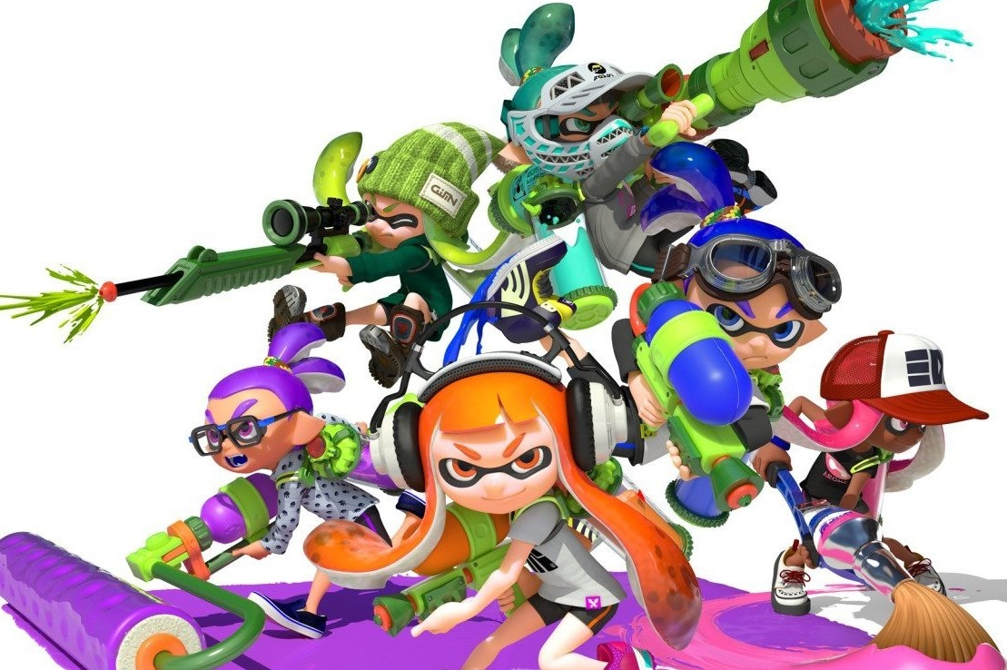 Modojo | Try Splatoon in This Weekend's Public Testfire