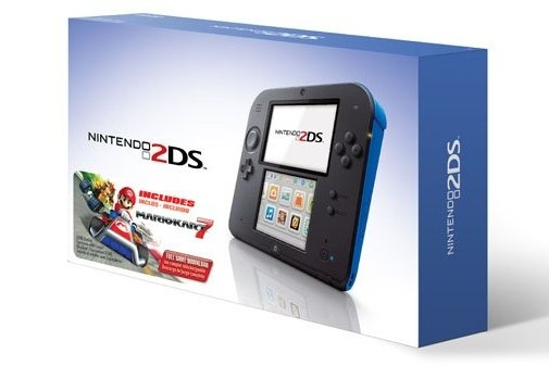 Modojo | You Can Now Get A Nintendo 2DS For $99 Permanently