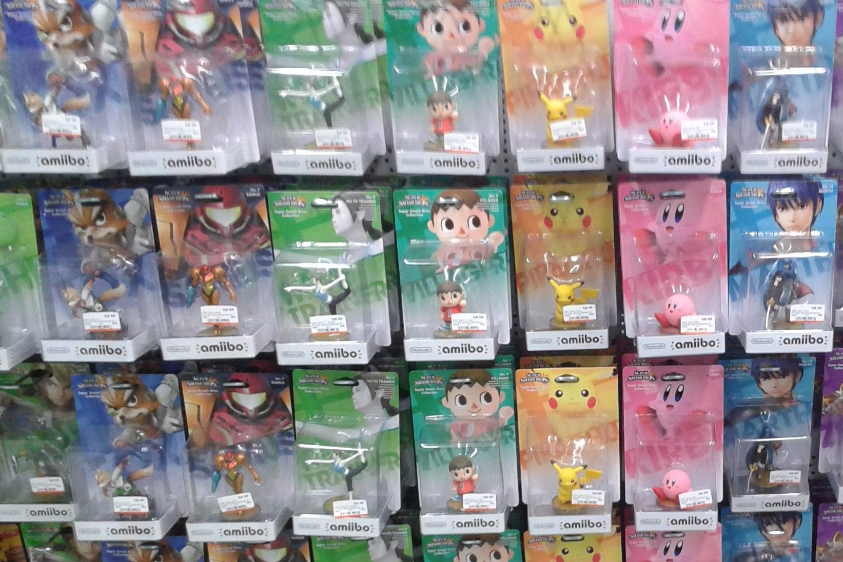 Modojo | There Are Signs Nintendo is Re-Releasing Some of Their Rare Amiibo Soon