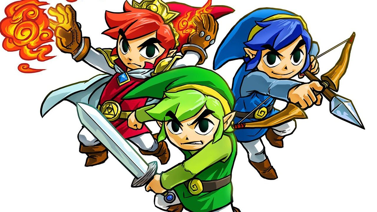 Modojo | See 7 Minutes of New The Legend of Zelda: Tri Force Heroes Footage