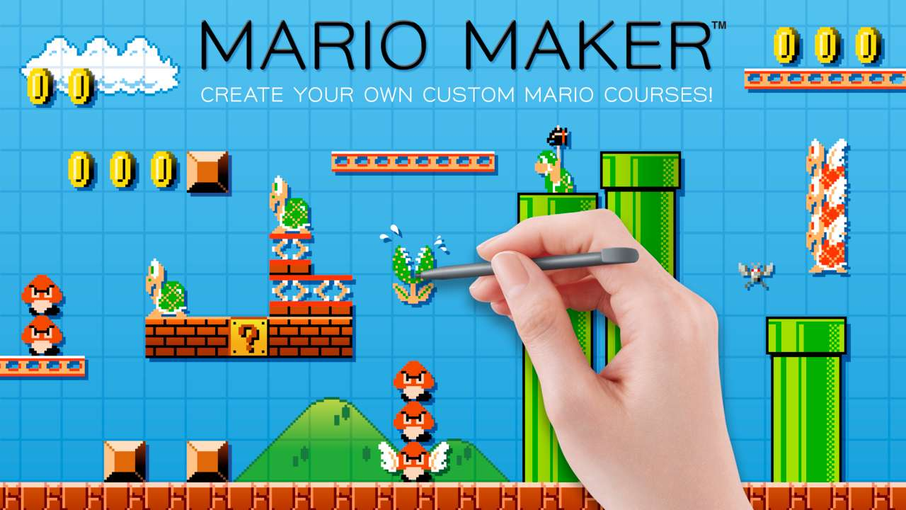 Modojo | The Latest Info on Super Mario Maker Makes Me Even More Excited