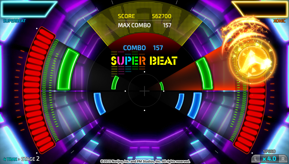 Modojo | Superbeat: Xonix Is Coming Westward After All