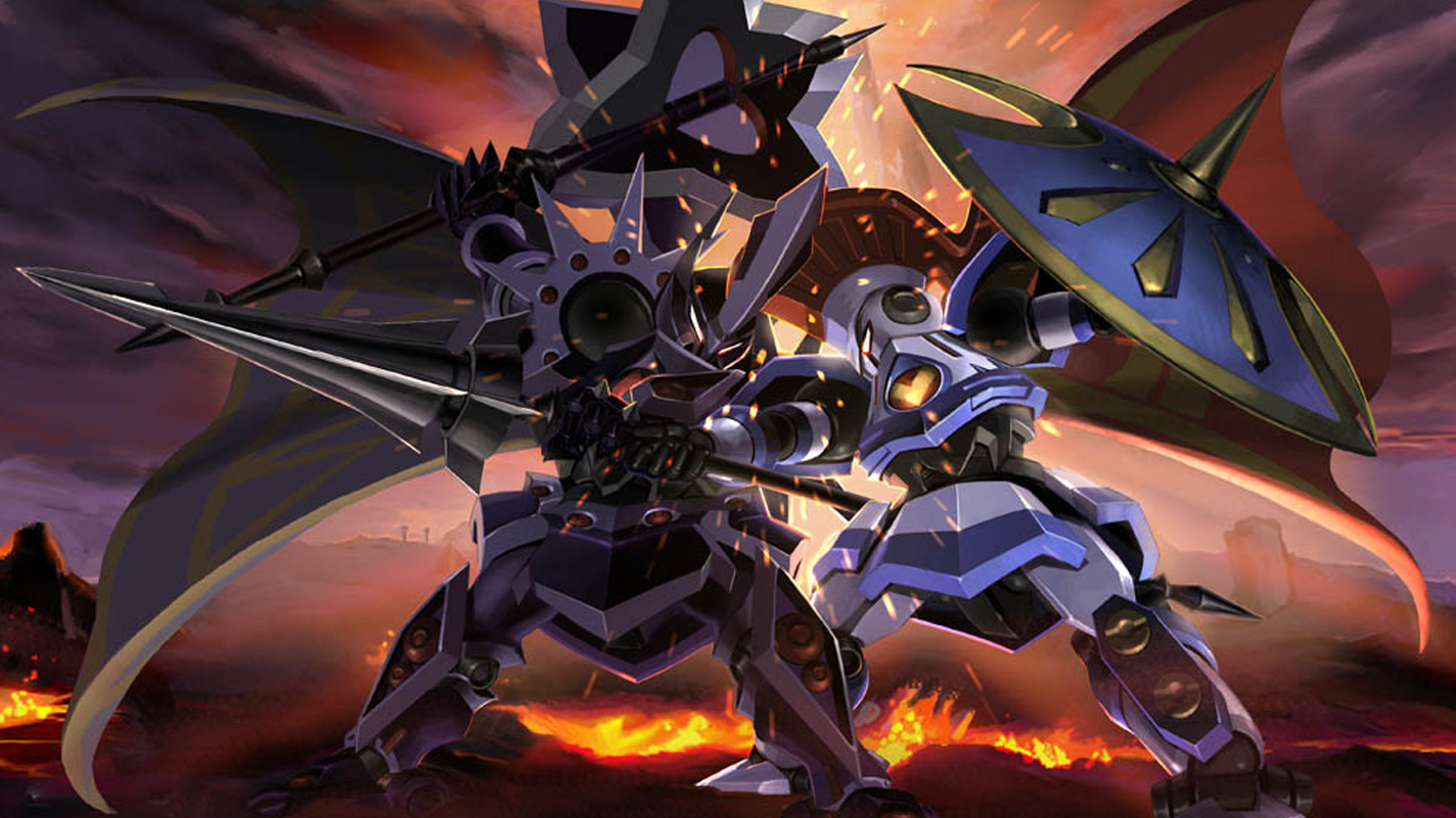 Modojo | LBX: Little Battlers eXperience is Coming to Nintendo 3DS Next Week