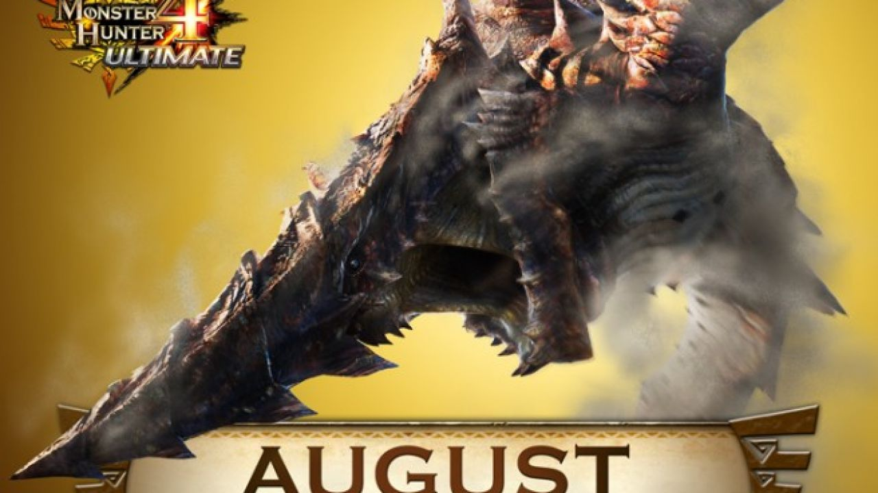 Modojo | Check Out the August DLC for Monster Hunter 4 Ultimate