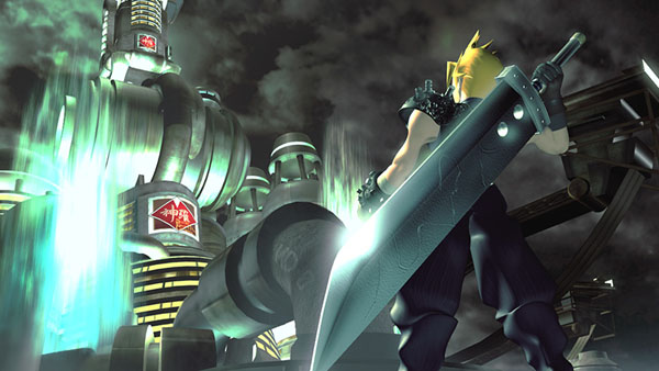 Modojo | Final Fantasy VII Comes to iOS
