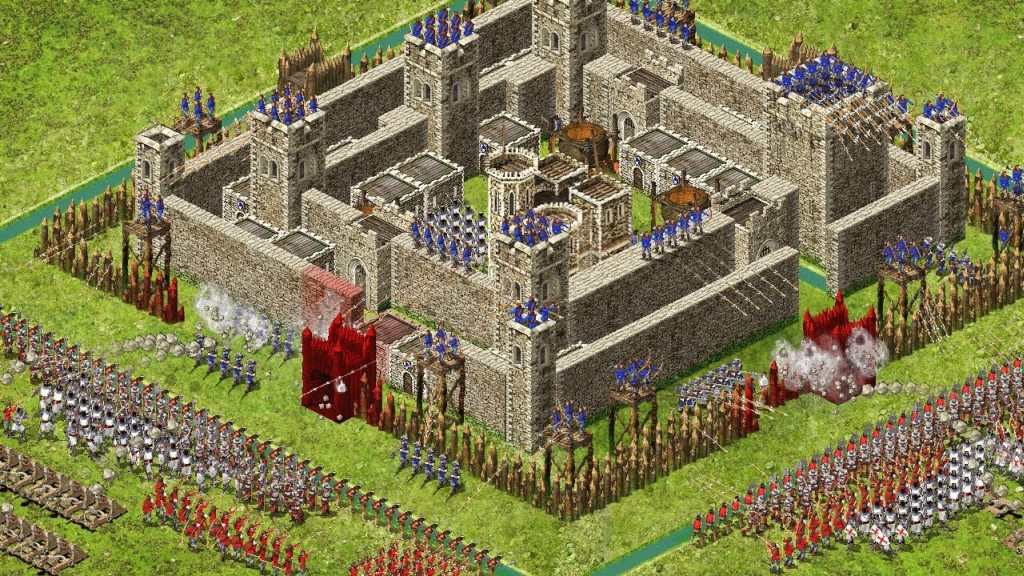 Modojo | You'll Build a Castle Soon in Stronghold Kingdoms iOS