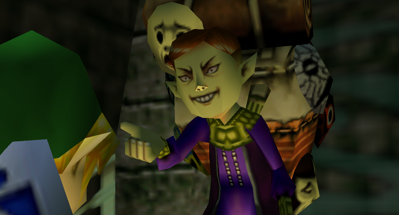 Modojo | Take a Look At All This Majora's Mask Trivia