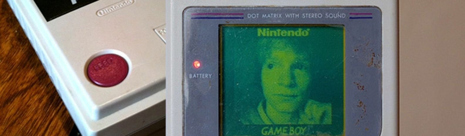Modojo | This Game Boy Camera Hack Lets You Save Pictures To An SD Card