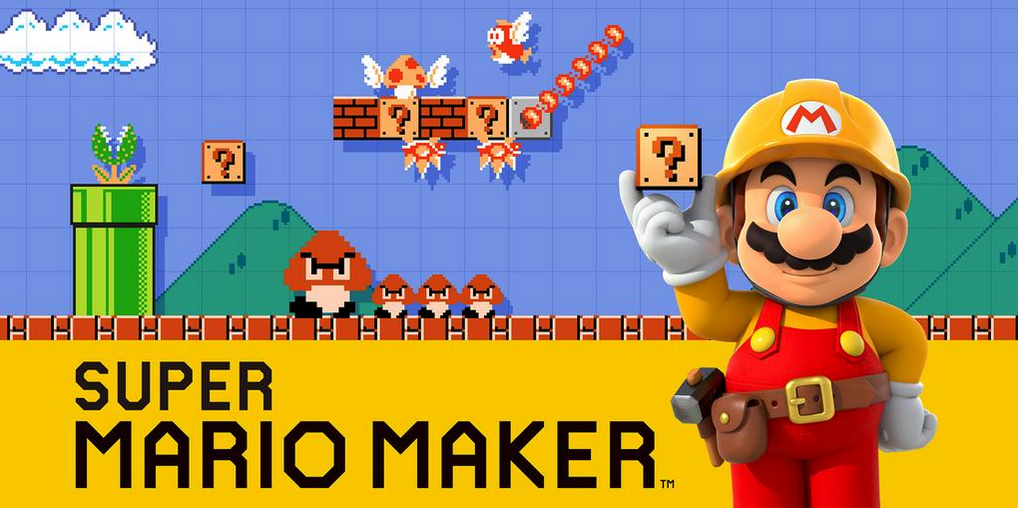 Modojo | This Real-Life Super Mario Maker TV Spot Makes Us Want It Even More