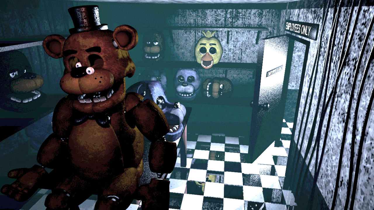 Modojo | You Can Now Get Five Nights At Freddy's 4 On iOS
